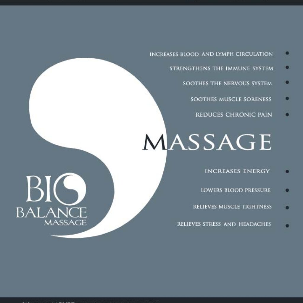 Ad for Massage Company